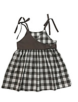 cheap -Kids Girls' Striped Sleeveless Dress