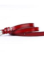 cheap -Women's Vintage Active Alloy Waist Belt - Solid Colored