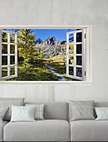 abordables -Autocollants muraux décoratifs / Autocollants de frigo - Autocollants muraux 3D Paysage / Nature morte Intérieur / Extérieur