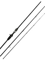 cheap -Fishing Rod Casting Rod Carbon Steel Sea Fishing / Spinning / Jigging Fishing Rod