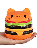 cheap -LT.Squishies Squeeze Toy / Sensory Toy / Stress Reliever Cat Focus Toy / Decompression Toys Others 1pcs Children's All Gift