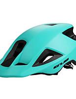 cheap -GUB® Adults Bike Helmet 6 Vents CE / CPSC Impact Resistant, Adjustable Fit EPS, PC Sports Cycling / Bike - Green / Blue / Dark Gray