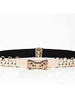 cheap -Women's Active Alloy Chain Bow