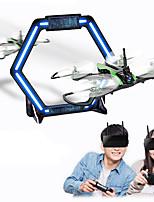 abordables -RC Dron Flytec H825 BNF 4 Canales 6 Ejes 5.8G Con Cámara HD 0.3MP 480P Quadccótero de radiocontrol  Retorno Con Un Botón / Modo De