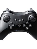 abordables -WII U Sans Fil Contrôleurs de jeu Pour Wii Wii U Contrôleurs de jeu ABS 1pcs unité USB 2.0