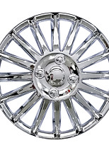 cheap -1 Piece Hub Cap 13 inch Business Plastic / Metal Wheel CoversForGeneral Motors General Motors All years