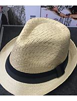Недорогие -Муж. Праздник Шляпа от солнца Однотонный
