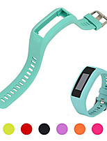 cheap -Watch Band for Vivosmart HR Garmin Modern Buckle Silicone Wrist Strap