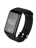 cheap -Smartwatch B3 for Android 4.3 and above Touch Screen / Water Resistant / Water Proof / Calories Burned Activity Tracker / Sleep Tracker /
