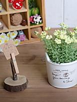 abordables -Fleurs artificielles 1 Une succursale Rustique Gypsophila Fleur de Table