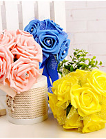 cheap -Wedding Flowers Bouquets Wedding Foam 11-20 cm