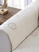 baratos -Cobertura de Sofa Sólido / Damasco / Geométrica Impressão Reactiva Poliéster Capas de Sofa