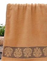 abordables -Qualité supérieure Serviette de bain, Peinture / Impression réactive Polyester / Coton Salle de  Bain 1 pcs