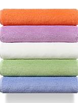 abordables -Qualité supérieure Serviette, Multicolore 100% Coton égyptien 4.0 pcs