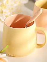 Недорогие -Drinkware Фарфор Кружка Теплоизолированные 1pcs