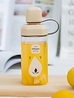 cheap -Drinkware Plastics / PP+ABS Tumbler Portable / Cute 1pcs