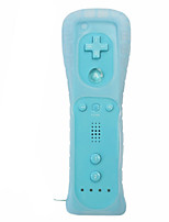 cheap -WII Wireless Case Protector / Game Controllers For Wii ,  Case Protector / Game Controllers Silicone / ABS 1pcs unit
