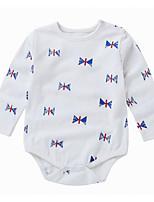 cheap -Baby Unisex Print Long Sleeve Bodysuit