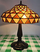 abordables -Traditionnel / Classique Décorative Lampe de Table Pour Métal 220-240V