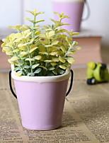 Недорогие -Искусственные Цветы 1 Филиал Деревня Pастений Букеты на стол