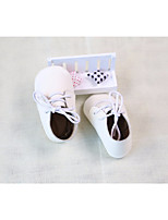 abordables -Garçon Chaussures Cuir Eté Premières Chaussures Chaussures Bateau pour Décontracté Blanc