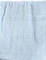 abordables -Qualité supérieure Serviette de bain, Géométrique / Motif / Impression réactive Polyester / Coton Salle de  Bain 1 pcs