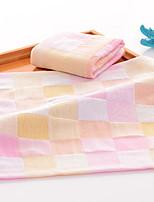 abordables -Qualité supérieure Essuie-mains, Tartan Polyester / Coton 1 pcs