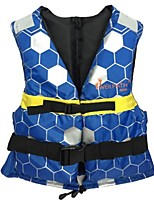 cheap -Life Jacket Lightweight, Swimming Polyester / EPE Foam Surfing / Sailing / Rafting Life Jacket for Adults