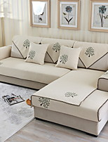 cheap -Sofa Cover Solid Colored Quilted Polyester / Cotton Slipcovers