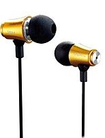cheap -MJ8500 In Ear Wired Headphones Earphone Copper Mobile Phone Earphone Headset