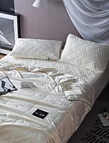 baratos -Confortável - 1pç de Manta Verão Fibra Orgânica Sólido