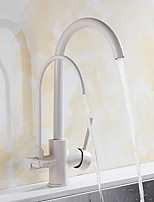 cheap -Kitchen faucet - Antique / Standing Style Multi-Ply Standard Spout Vessel