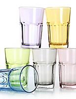 abordables -Drinkware Verre à haute teneur en bore Verres Athermiques 6pcs
