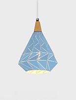 Недорогие -QINGMING® Природа Изысканный и современный Подвесные лампы Потолочный светильник - Мини, 110-120Вольт 220-240Вольт Лампочки не включены