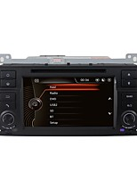 baratos -7inch 1 Din HD 1080P Windows CE 6.0 DVD Player Automotivo para BMW Sem fio Integrado / satélite / RDS - DVD-R / RW / CD-R / RW / VCD