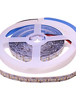 cheap -5m Flexible LED Light Strips 240 LEDs Warm White / Cold White TV Background / Self-adhesive 12V 1pc