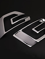 cheap -2pcs Car Car Light Covers Business Paste Type For Front fog lights For Ford Explorer 2017 / 2016