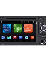 baratos -2 Din 1024 x 600 Android 7.1 DVD Player Automotivo para Audi Sem fio Integrado / satélite / RDS - AVI / CD / VCD