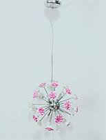 abordables -QIHengZhaoMing LED Lustre Lumière d'ambiance - Cristal, 110-120V / 220-240V, Blanc Neige, Ampoule incluse