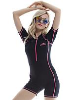 cheap -SBART Women's Dive Skin Suit Quick Dry, Breathable, Comfortable Nylon Swimwear Beach Wear Watersports / High Elasticity