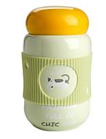 cheap -Drinkware Porcelain Mug Heat-Insulated / Heat Retaining 1pcs