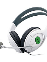 cheap -Xbox 360 Wired Headphones For Xbox 360,PU Leather Headphones