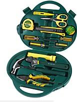 abordables -el plastico& herramientas de sujeción de metal 15pcs