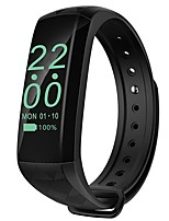 cheap -Smartwatch STM2Z for Android 4.3 and above / iOS 7 and above Touch Screen / Heart Rate Monitor / Water Resistant / Water Proof Pedometer