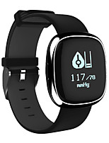cheap -Smartwatch STP2 for Android 4.3 and above / iOS 7 and above Heart Rate Monitor / Blood Pressure Measurement / Pedometers / Calories Burned / Long Standby / Touch Screen / Water Resistant / Water Proof