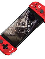 abordables -W1 Sans Fil Contrôleurs de jeu Pour Android / iOS, Bluetooth Portable / Mignon Contrôleurs de jeu ABS 1pcs unité