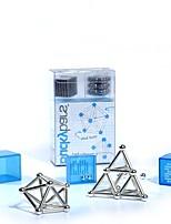 Недорогие -63 pcs Магнитные игрушки Магнитный пластилин / Магнитная игрушка / Магнитные шарики Классика Магнитный тип / Стресс и тревога помощи / Фокусная игрушка Подростки / Детские Подарок