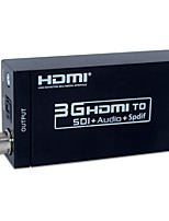 abordables -Factory OEM SNSDIA01 5 HDMI 1.3 / HDMI 1.4 2.5mm / Audio jack de 3.5mm / IDE Hembra - Hembra 1080P Largo  (de 80 a 149 cm)