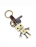 cheap -Keychain Jewelry Gold Irregular Antique Copper Cartoon Lovely Gift Daily