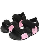 Недорогие -Мальчики / Девочки Обувь Дерматин Осень Удобная обувь Сандалии для Оранжевый / Серый / Розовый